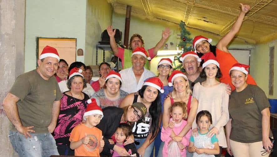 Navidad Social Work