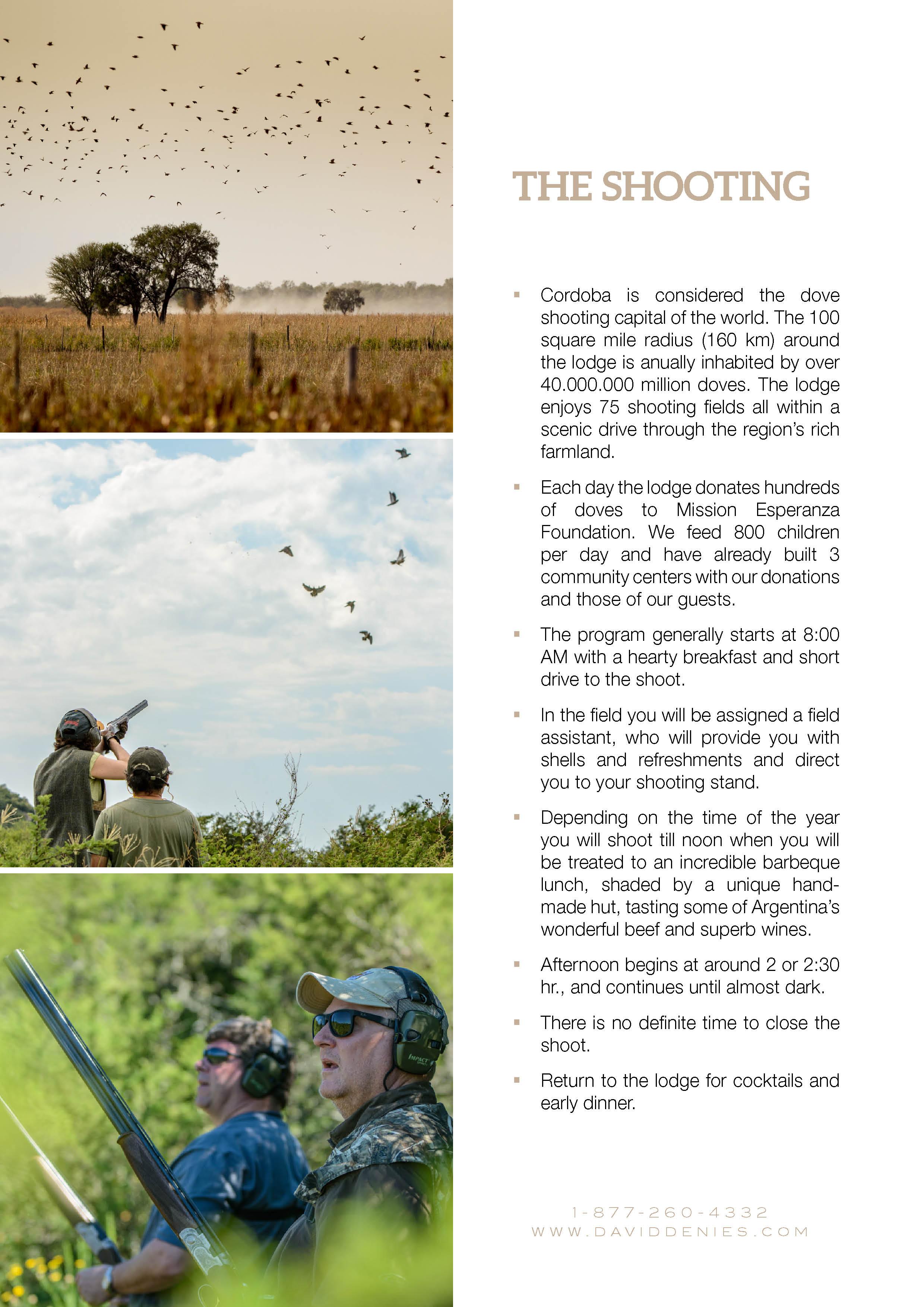 David Denies | Bird Hunting in Argentina & Uruguay |